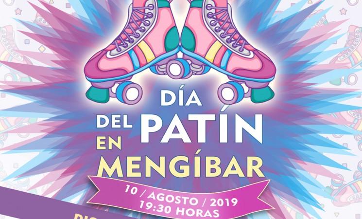 El Día del Patín de Mengíbar será el próximo 10 de agosto de 2019