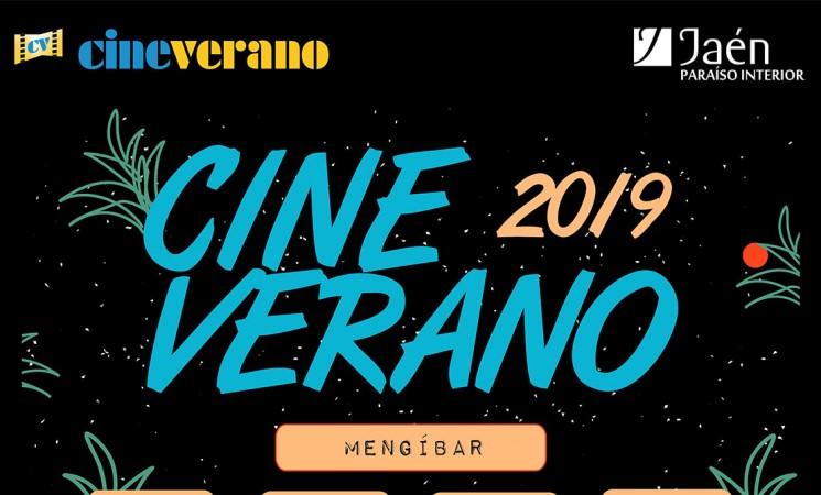 El cine de verano regresará a Mengíbar del 20 al 26 de agosto de 2019
