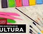 Oferta de los Talleres Municipales de Cultura de Mengíbar para el curso 2019/2020