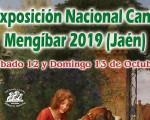 La II Exposición Nacional Canina de Mengíbar será el sábado 12 y el domingo 13 de octubre de 2019