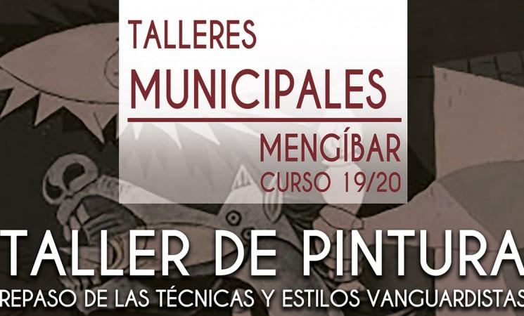 Taller Municipal de Pintura en Mengíbar (curso 2019/2020)