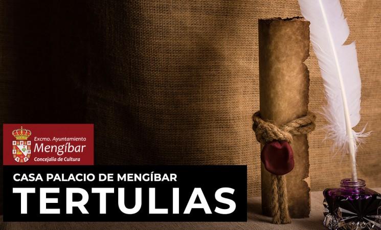 La literatura en la II República española protagonizará una nueva sesión de las Tertulias Literarias en la Casa Palacio de Mengíbar