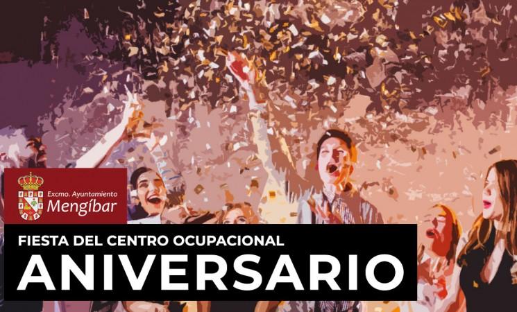 La Fiesta del XIV Aniversario del Centro Ocupacional Villa de Mengíbar será el 27 de octubre de 2019