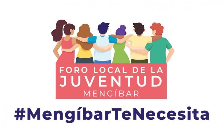 Foro Local de la Juventud: #MengíbarTeNecesita