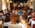 La literatura se aloja en el Salón Inglés de la Casa Palacio de Mengíbar