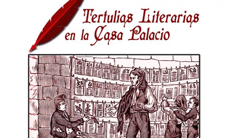 Aproximación a los pliegos de cordel en las Tertulias Literarias en la Casa Palacio de Mengíbar, este viernes