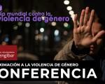 Conferencia sobre el tratamiento de la víctima ante la Justicia, el 22 de noviembre de 2019, con motivo del Día Mundial contra la Violencia de Género en Mengíbar