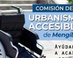 El Ayuntamiento de Mengíbar creará la Comisión de Trabajo de Urbanismo Accesible con una convocatoria abierta a la ciudadanía y colectivos locales
