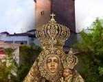 Acto conmemorativo del X Aniversario de la visita de la Virgen de la Cabeza a Mengíbar
