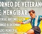 Torneo de Veteranos de Mengíbar – Memorial Antonio Gijón, el domingo 8 de diciembre de 2019
