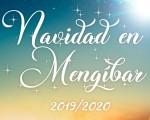 Mengíbar en Navidad 2019 - Cartel de la programación de actos