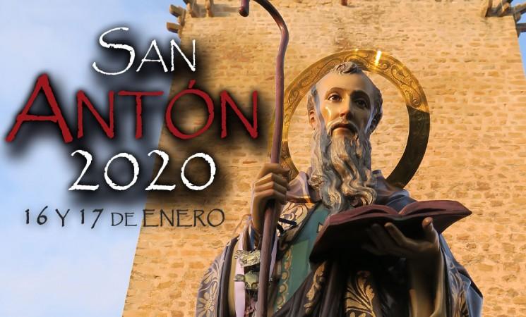 Inscripciones para las lumbres y la bendición de animales por la fiesta de San Antón en Mengíbar (16 y 17 de enero de 2020)