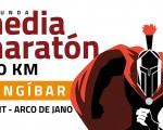 La II Media Maratón de Mengíbar 'Geolit-Arco de Jano' será el 19 de abril de 2020, habrá carrera de 10 kilómetros y estrenarárecorrido y horario