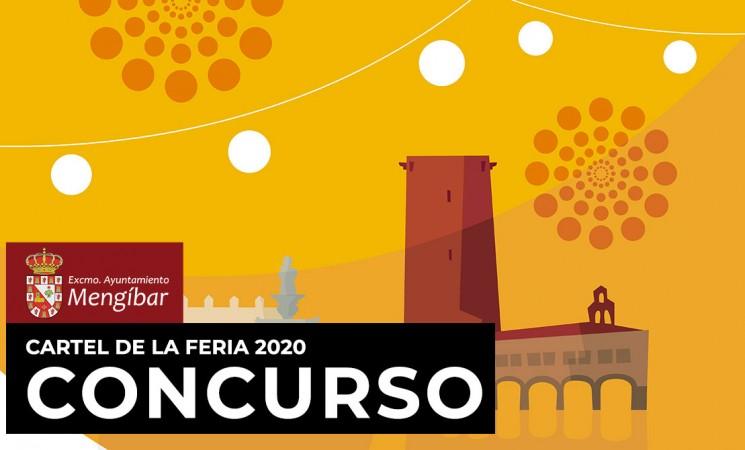 Concurso del cartel anunciador de las Feria y Fiestas de Mengíbar en honor de Santa María Magdalena 2020