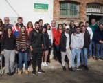 Clausura de la Escuela Taller La Torre de Mengíbar de jardinería y viverismo en la que han participado 15 jóvenes