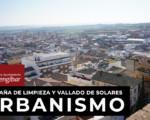 El Ayuntamiento de Mengíbar inicia una campaña de control de limpieza y vallado de solares