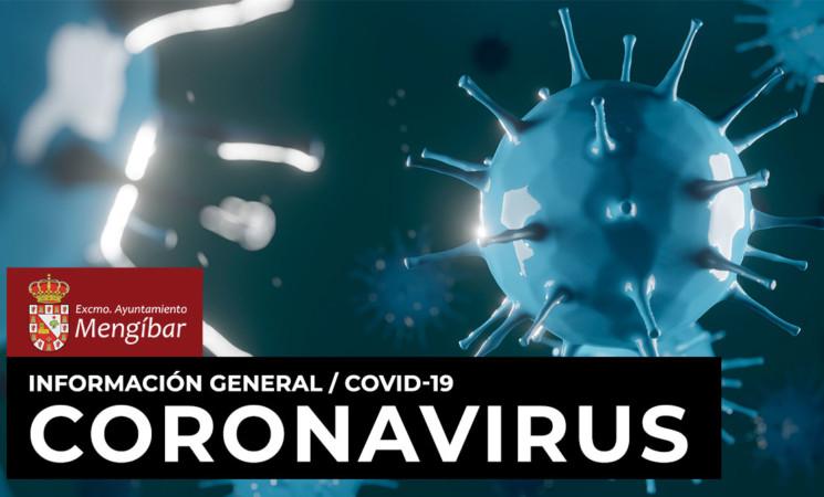 Coronavirus: Real Decreto de estado de alarma para la gestión del COVID-19