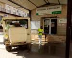 Coronavirus: El Ayuntamiento de Mengíbar refuerza la limpieza y desinfección con una campaña especial contra el COVID-19