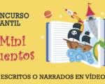 El Ayuntamiento de Mengíbar convoca un concurso de 'minicuentos' infantiles escritos y en vídeo por el Día del Libro
