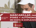 Coronavirus: El Ayuntamiento de Mengíbar repartirá mascarillas donadas por la Diputación de Jaén a todas las empresas de hasta 10 trabajadores