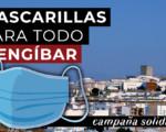 Coronavirus: Hoy continúa el reparto de mascarillas para todo Mengíbar