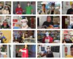 Coronavirus: Más pantallas protectoras para establecimientos de Mengíbar
