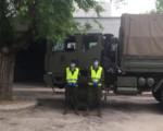 El Ejército, de nuevo en Mengíbar