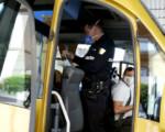 Coronavirus: El Ayuntamiento de Mengíbar distribuye 2.000 mascarillas de Subdelegación del Gobierno entre usuarios de transporte público y trabajadores