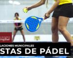 Coronavirus: Reapertura de las pistas municipales de pádel de Mengíbar e información sobre entrenamientos en el pabellón y en el campo de fútbol
