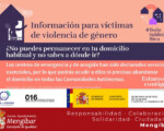 Los centros de emergencia y acogida, una salida para las víctimas de violencia de género