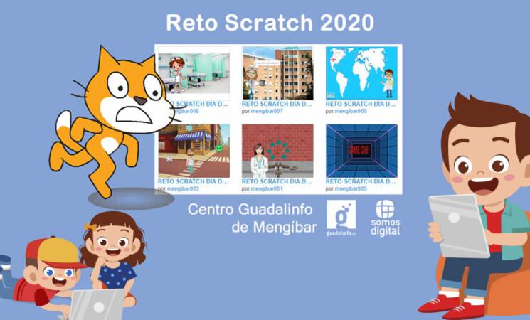 Veinte usuarios del Centro Guadalinfo de Mengíbar crean siete videojuegos Scratch contra el coronavirus