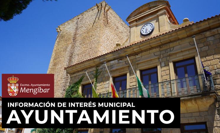 Coronavirus: El Ayuntamiento de Mengíbar suspenderá los eventos multitudinarios de la Feria de La Malena y programará actividades alternativas preferentemente digitales