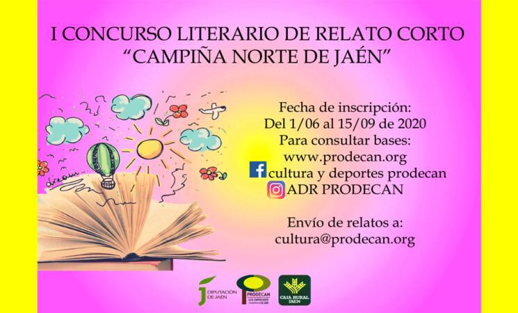 I Concurso Literario de Relato Corto 'Campiña Norte de Jaén'