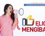 Campaña 'Elige Mengíbar': Formulario de adhesión de empresas a la campaña