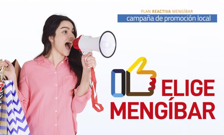 Campaña de promoción local 'Elige Mengíbar': Adhesión y consulta del directorio de establecimientos