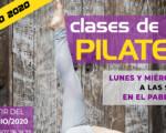 Clases estivales de pilates en el Pabellón de Mengíbar, a partir del 15 de junio de 2020