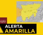 Aviso de nivel amarillo por altas temperaturas de hasta 38º en Mengíbar este lunes, 13 de julio de 2020