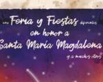 Cartel-portada del Libro de la Feria de Mengíbar 2020: un sentido homenaje para ilustrar unos días de feria sin feria