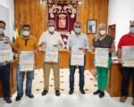 Presentación de los cursos de formación para el empleo de Cruz Roja cofinanciados por el Ayuntamiento de Mengíbar (abiertas las inscripciones)