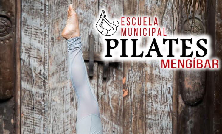 El Ayuntamiento de Mengíbar abre la inscripción para la Escuela Municipal de Pilates 2020/2021