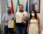 El Ayuntamiento de Mengíbar y el Software DELSOL Mengíbar FS renuevan su alianza
