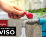 Aviso: Corte de agua por avería en la Avenida de Andalucía de Mengíbar (08/09/2020)