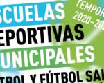 Las Escuelas Deportivas Municipales de Fútbol y Fútbol Sala de Mengíbar comienzan el próximo lunes