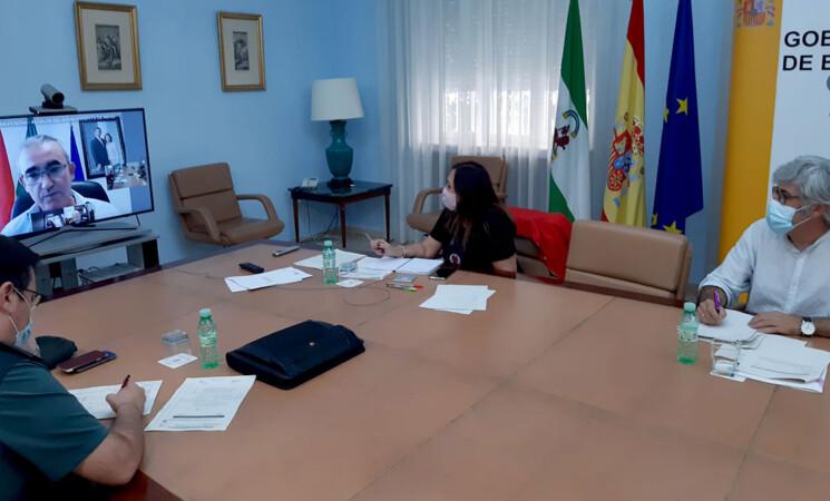 El Ayuntamiento de Mengíbar renueva con la Subdelegación del Gobierno el convenio para el seguimiento de casos de violencia de género