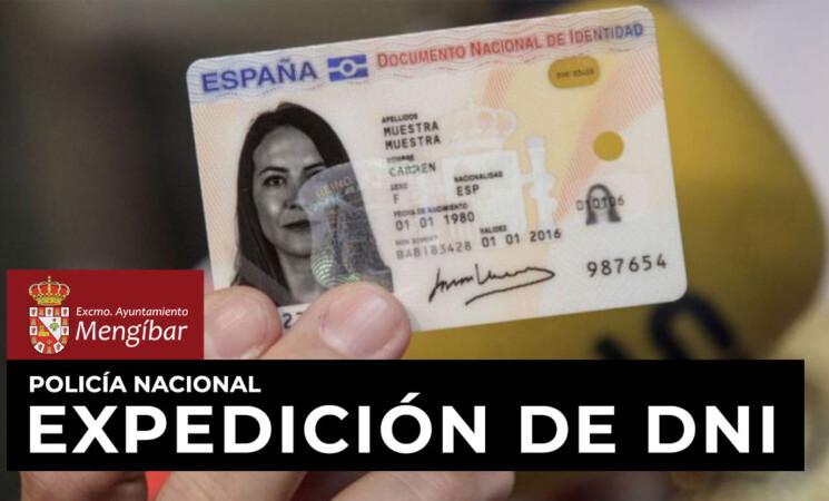 La Policía Nacional informa la posibilidad de obtener a corto plazo cita previa para la renovación del DNIe y pasaporte
