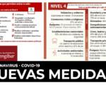 Coronavirus: Restringida la entrada y salida de Mengíbar y otras nuevas medidas importantes que afectan a la ciudadanía en vigor desde hoy