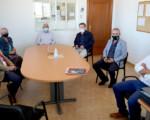 Presentación de la iniciativa Seralma-Verde a la cooperativa San Francisco de Mengíbar