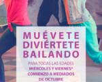 Nuevo taller municipal 'Muévete y diviértete bailando' en Mengíbar