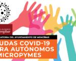 Acta de la comisión evaluadora de las ayudas a autónomos y microempresas del Ayuntamiento de Mengíbar por COVID-19
