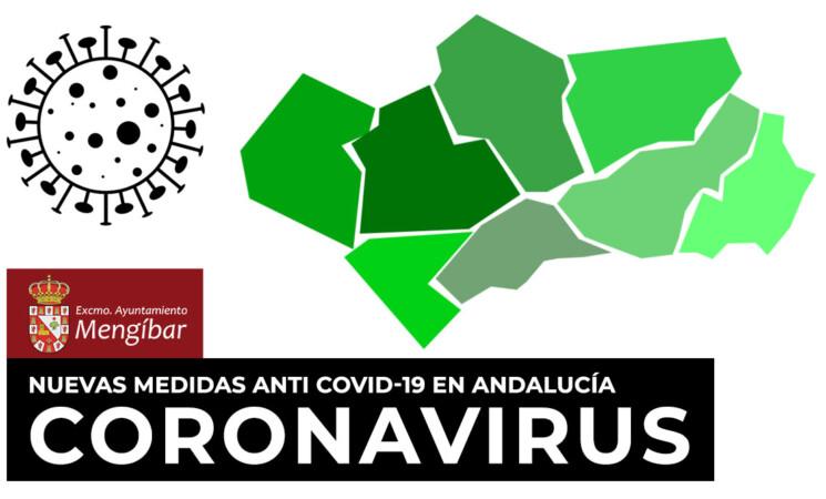Coronavirus: Nuevas medidas anti COVID-19: cierre de todos los municipios y de toda actividad no esencial desde las 18:00 horas
